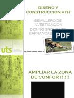 DISEÑO Y CONSTRUCCION VTH