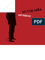 Víctor Mira  Antihéroes