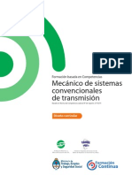 DC Mecanico de Sistemas Convencionales de Transmision