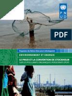 Le PNUD et la Convention de Stockholm sur les polluants organiques persistants