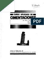 Curso Aplicado Cimentaciones (Ortiz,Serra,Oteo) 1982