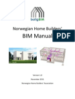 2011-11-01 Norwegian Home Builders Association - BIM-Manual 1.0