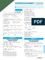 Tarefa C5 CursoDE Quimica 20aulas Prof