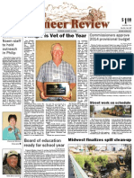 Pioneer Review, August 22, 2013