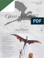 Digital Booklet - Game of Thrones_ 3