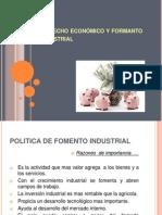 Derecho Economico y Fomanto Industrial