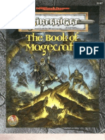 AD&D Birthright - ACR - Book of Magecraft