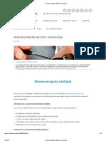 Mononeuropatía múltiple_ Neurología