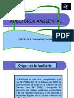 Administración (Auditoría Ambiental, ejemplo 01, caso)