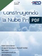 Introducción a la nube privada