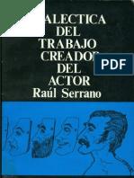 Dialéctica-Raúl Serrano