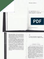 el nacimiento de la historiografía moderna.pdf