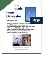 Build a Wind Generator