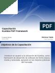 Capacitacion Kumbia