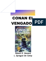 Howard Robert E - Conan El Vengador 10