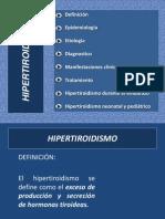 Trastornos Del Tiroides