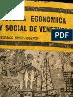 Historia Economica y Social de Venezuela