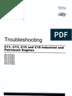 C11 C13 C15 C18 Troubleshooting