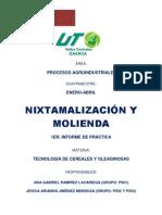 nixtamalizacion