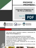 PROMSE TIC 2008-09