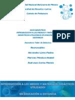 Guia Didactica Presentacion y Objetivos