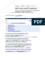 FDIC Website Search - Power of Attorney - OneWest Bank and MORE