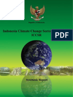 Indonesia Climate Change Sectoral Road Map
