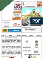 MFC 3° Boletin Tipo Ordinario - Agosto 2013