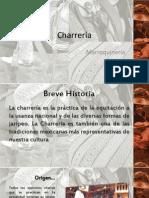 Historia Charrería