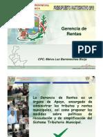 Gerencia de Rentas | Audiencia Pública de Rendición de Cuentas del Proceso del Presupuesto Participativo 2009 de la Provincia de Barranca