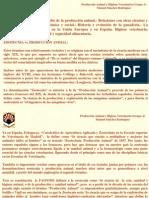 Presentaciòn sobre Zootecnia vrs Producciòn animal