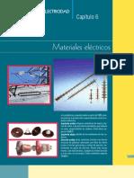 06 - Cap. 6 - Materiales eléctricos
