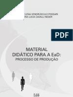 Material Didatico Para Ead Processo de Producao