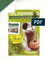 Diseño Grafico Cafeteria Altomayo