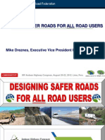 1 Peru Vulnerable Road Users Introduction