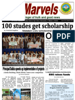 The Marvels (Official English Publication of Marbel National High School, Marbel, Matalam, Cotabato, Philippines 9406