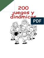 JUEGOS Y DINÁMICAS
