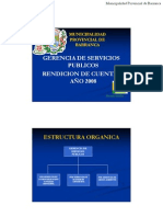 Gerencia de Servicios Públicos