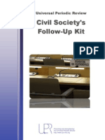 2013 Civil Society Kit