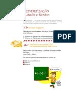 Alfabetização Métodos e Técnicas