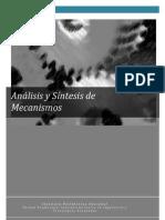 Análisis y Síntesis de Mecanismos