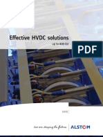 Effective HVDC Solutions Up to 800 kV