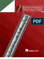 Manual Armaduras GERDAU AZA