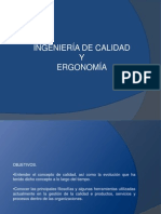 INGENIERÍA DE CALIDAD