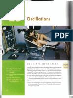 Physics Chapter 15 Oscillations