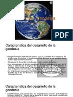 Historia - Geodesia