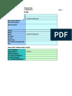 Borang Pendaftaran Ppm-2a 2013