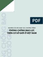 Gender Based Violence Booket (Vietnamese)