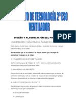 DISEÑO Y PLANIFICACIÓN DEL PROYECTO