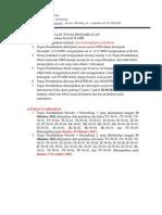 Tugas Pendahuluan Periode 3 Gelombang 2, 31 Oktober 2012